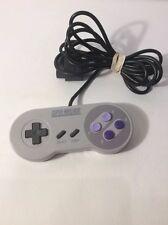 Official SNES Controller Original Super Nintendo Brand Remote Gamepad Paddle OEM