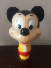 Mickey Mouse vintage squirt gun Durham Industries  circa 1970