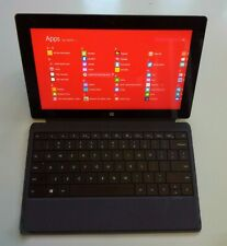 Microsoft Surface 2 32GB with Keyboard Type Cover and charger