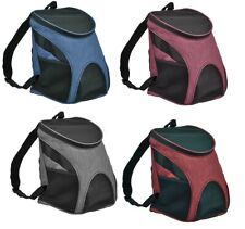 Pet Carrier Pack for Dog Pet Front or Back S - M Easy secure comfortable travel