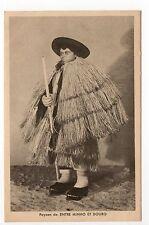 PORTUGAL Costumes coutumes Paysan de ENTRE MINHO ET DOURO Expo. Paris 1937
