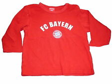 Sanetta tolles Langarm Shirt Gr. 80 rot mit coolem Druckmotiv !!