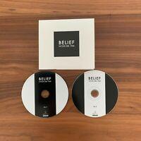 Nitzer Ebb Belief Expanded Collectors Edition 2XCD 2018 Remaster 13 Bonus Trk