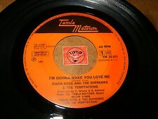 THE SUPREMES & THE TEMPTATIONS - I'M GONNA MAKE YOU LOVE ME   / LISTEN - ARTONE