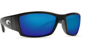 Costa Sunglasses CORBNINA Black Blue Mirror 400G CB 11 BMGLP