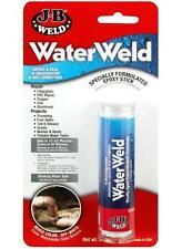 JB Water Weld Repair Seal Wet Conditions Marine Bath Shower Fix Waterweld