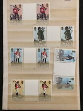 Stamps Great Britain GB United Kingdom ** Alderney Bailiwick of Guernsey
