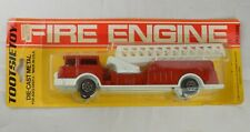 "Tootsietoy #2985 Ladder Fire Engine 7 3/8"" Long 1983 Mint Unopened Blister Pack"