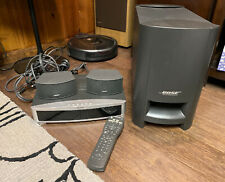 Bose 321 Series III GS HDMI DVD Home Theater System WORKS! Amazing Sound!