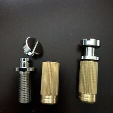 TonePros Locking Studs USA Nickel tone pros sns1-nkl Unpackaged