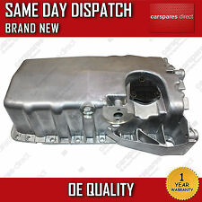 VW GOLF IV 1.8 T OIL SUMP PAN 1997>2005 WITHOUT OIL LEVEL SENSOR BRAND NEW