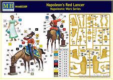 Les chiffres Masterbox 1:32 - NAPOLEONS rouge lancer, guerres napoléoniennes série mas3209