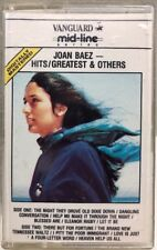 Joan Baez Hits/ Greatest And Others Cassette Tape  CV79332