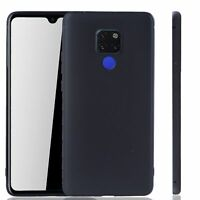 Huawei Mate 20 X Cover Protection Case Backcover Case Case Cases Black