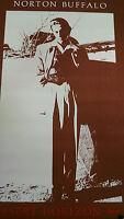 Norton Buffalo Desert Horizon Capitol Records Record Store Promo poster RBX69