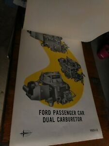 1960's Ephemera Ford Training Diagram 3ft x 2ft Motorhead Gearhead Posters