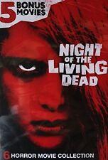 Night of the Living Dead +5 Bonus Movies (Dvd) (6)