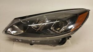2020 2021 FORD ESCAPE HEADLIGHT DRIVER LEFT HALOGEN HALO W/ PROJECTOR OEM