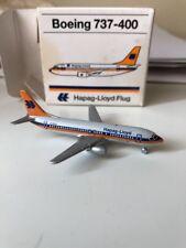 Schabak 1:600 Scale Hapag-Lloyd Flug Boeing 737-400 Passenger Aircraft BNIB