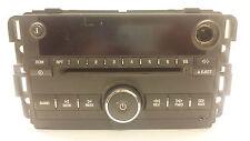 Original 06-08 Chervrolet Monte Carlo  Impala Radio CD Player Aux 15798973