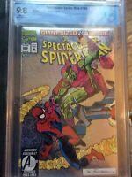 Cbcs  9.8. Spectacular Spiderman 200