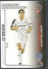 SHOOT OUT 2005-2006-BOLTON WANDERERS-JOEY O'BRIEN
