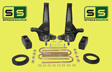 "2001 - 2010 Ford Ranger 2WD 5""/3""  Lift Kit  Spindles /Coil Spacer/Rear Blocks"
