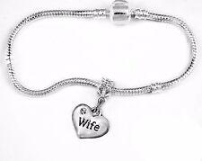 Wife Bracelet Huge sale Wife Gift Wife Bangle Wife Jewelry Wife Present Wife