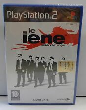 Console Game SONY Playstation 2 PS2 PAL ITALIANO LE IENE RESERVOIR DOGS - NUOVO
