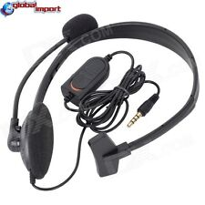 CUFFIA HEADSET MICROFONO COMPATIBILE SONY PLAYSTATION 4 PS4 CHAT NETWORK GAMING
