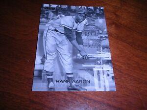2018 Stadium Club #223 Hank Aaron Milwaukee Braves