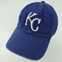 KC Kansas City Royals Ball Cap Hat Adjustable Baseball Adult