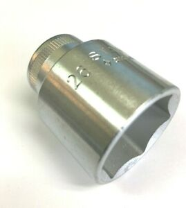 """STAHLWILLE 52-26 Socket, Metric, 1/2""""drive, 6 Point, 26mm. (03030026)"""