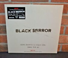 BLACK MIRROR - Hang The DJ, Ltd Import WHITE VINYL LP SIGUR ROS New & Sealed!