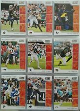2020 Score Football Autographs, All-Hands, Breakthrough, Inserts You Pick