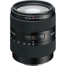 Sony Auto & Manual Zoom Camera Lenses