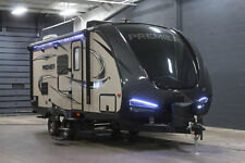 2018 Keystone Bullet Premier 19FBPR super light small travel trailer camper RV