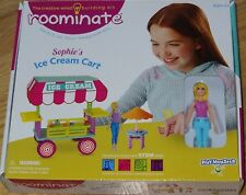 Sophie's Ice Cream Cart Roominate STEM Building Construction Kit Toy