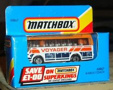 Matchbox MB DieCast Material Vehicles
