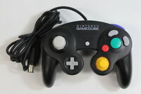 Official Nintendo GameCube Controller Black Cord Damaged TIGHT Switch GO536