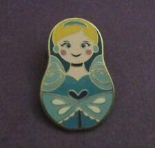 Disney Mini Nesting Dolls Pin Series- Cinderella