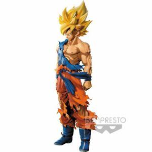 Dragon ball Z - figurine SS Son Goku super master stars piece Manga dimension