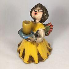 Original Bozner Engel Thun Kerzenständer aus Ton/Keramik Bozen Bolzano Italien