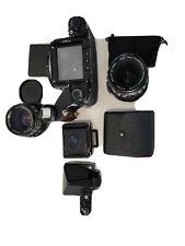 Pentax 67 Medium Format Film Camera Bundle