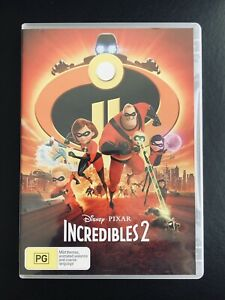 CHEAP DVD BUY ** DISNEY INCREDIBLES 2 (R4)(GC) **