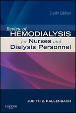 Review of Hemodialysis for Nurses and Dialysis Personnel, 8th Edition