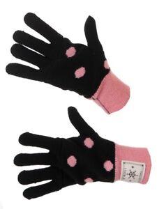 O'Neill Handschuhe Glove Fingerhandschuhe Fun Times schwarz Punkte