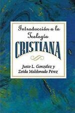Introduccion a la Teologia Cristiana Aeth: Introduction to Christian Theology Sp