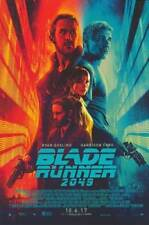 Blade Runner 2049 Movie Poster 27 x 40 D/S Ryan Gosling Harrison Ford Ana Armas