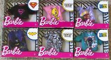 Lot Of 6 Barbie Teen Titans Go Batman Superman Looney Tunes tops shirts fashion
